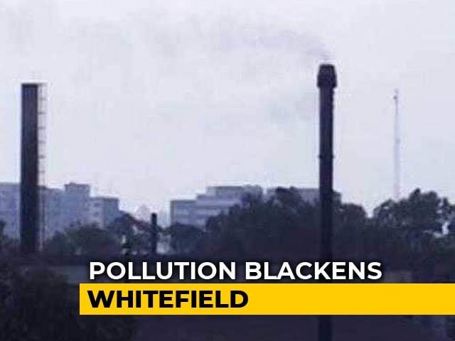 "Video : ""We Breathe Black Soot"": Bengaluru's War Against Graphite Plant"
