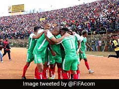 Madagascar Reach Africa Cup Of Nations For First Time