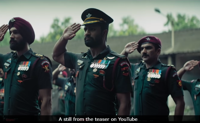 Vicky Kaushal Reveals Why Uri Is The 'Most Physically Demanding' Film Of His Career