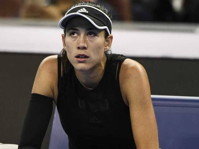 Former World No. 1 Garbine Muguruza Calls For More Womens Tennis On TV