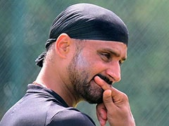 Former Windies Pacer Gives Harsh Rebuttal To Harbhajan Singh For Tweet On Caribbean Outfit
