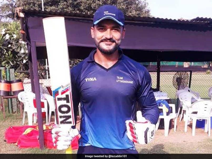 Vijay Hazare Trophy: Karanveer Kaushal Scores First Double Century Of The  Tournament | Cricket News