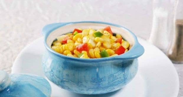 Spiced Simmered Corn
