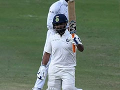 Former England Captain Makes Big Rishabh Pant Prediction After Brilliant Knock In 2nd Test