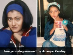 Ananya Panday Posts Proof That <i>Kuch Kuch Hota Hai</i>'s Anjali Is Her 'Style Icon'