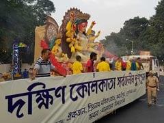 রেড রোড থেকে সরাসরি দেখুন দুর্গা পুজোর কার্নিভ্যাল!