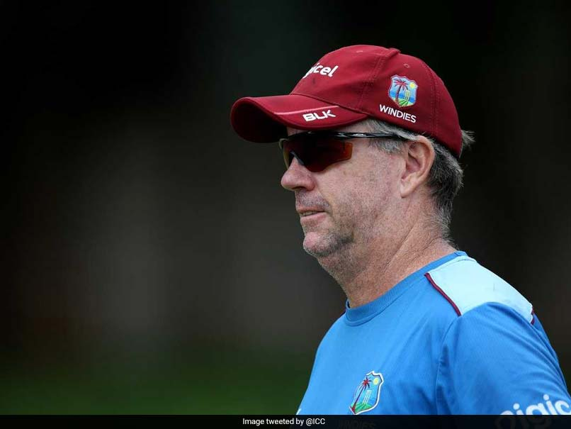 Windies Coach Stuart Law Suspended For Two ODIs Against India