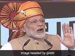 साईं बाबा की नगरी से PM मोदी का कांग्रेस पर हमला: उन्होंने 4 साल में 25 लाख घर बनाए, हमने 1 करोड़ 25 लाख