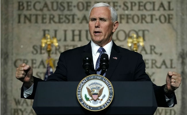 US Vice President Quotes Martin Luther King Jr. To Defend Border Wall