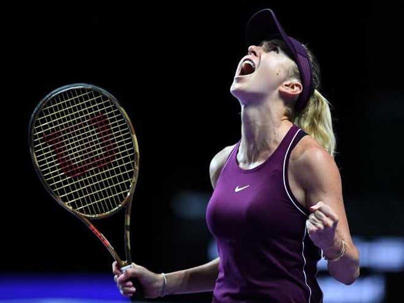Elina Svitolina Overcomes Kiki Bertens In Gruelling WTA Semifinal