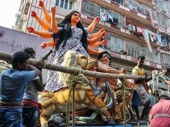 """Court Can't Interfere..."": Bengal Government On Durga Puja Grant"