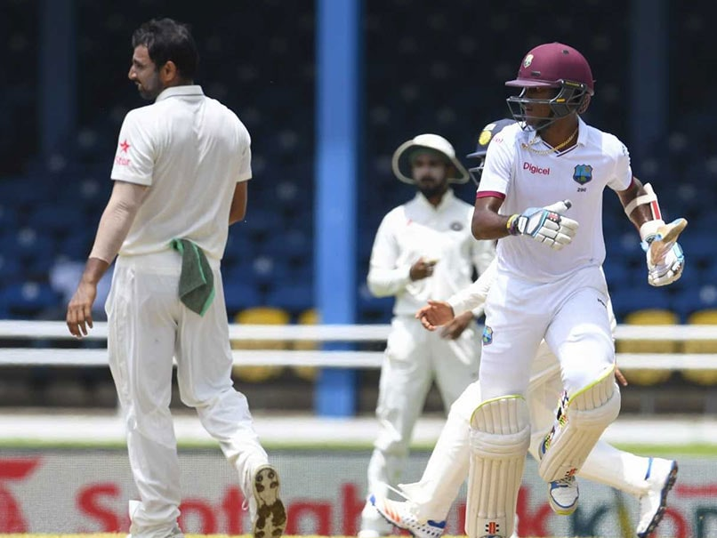 India vs West Indies: India Showed Us How To Bat, Says West Indies Captain Kraigg Brathwaite