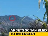 Video : 2 Jets Were Scrambled As Pak Chopper Violated Airspace: Air Force Sources