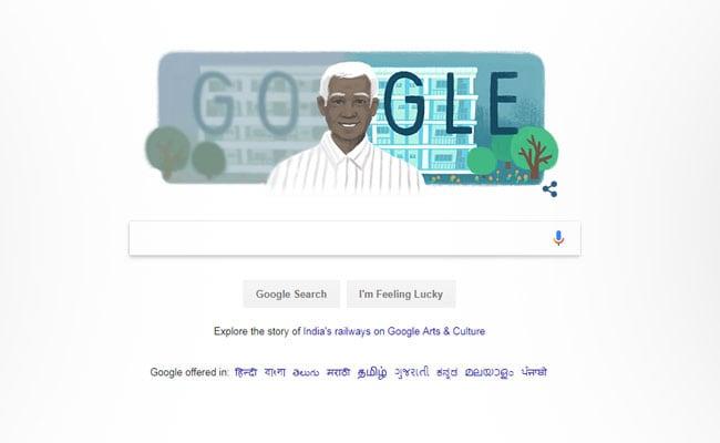 Dr. Govindappa Venkataswamy ने की अरविंद आई हॉस्पिटल्स की स्थापना, यूं बदली नेत्र रोगियों की जिंदगी, Google ने बनाया Doodle