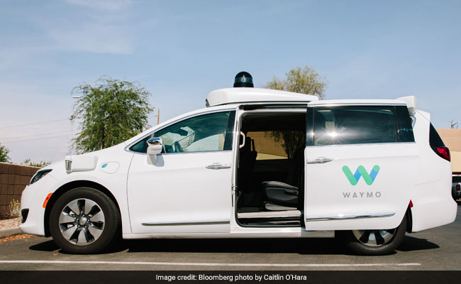 Alphabet Inc's unit Waymo said it was temporarily suspending robotaxi services in Phoenix