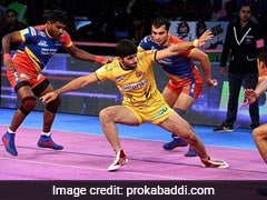 Pro Kabaddi League: Telugu Titans Beat UP Yoddha, U Mumba Thrash Haryana Steelers