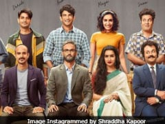 <i>Chhichhore</i> First Look: Shraddha Kapoor, Sushant Singh Rajput In 'Tale Of Timepass'