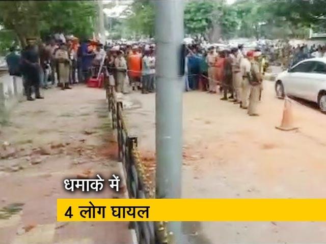 Video : असम : गुवाहाटी में दुर्गा पूजा से पहले दो धमाके