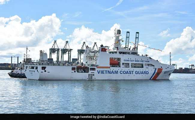 India, Vietnam Hold Maiden Joint Drill In Bay Of Bengal
