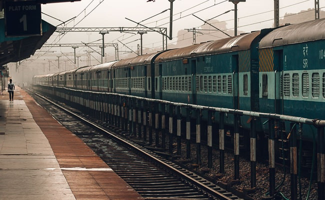 Second Train In 24 Hours To Be Robbed By Armed Men Near Delhi
