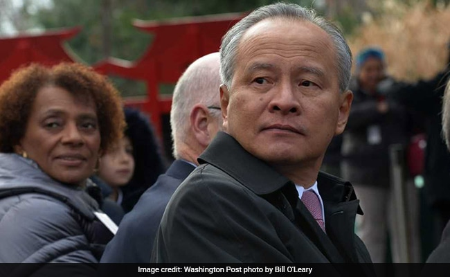 Who Donald Trump Listens To On Trade, Wonders Chinese Ambassador