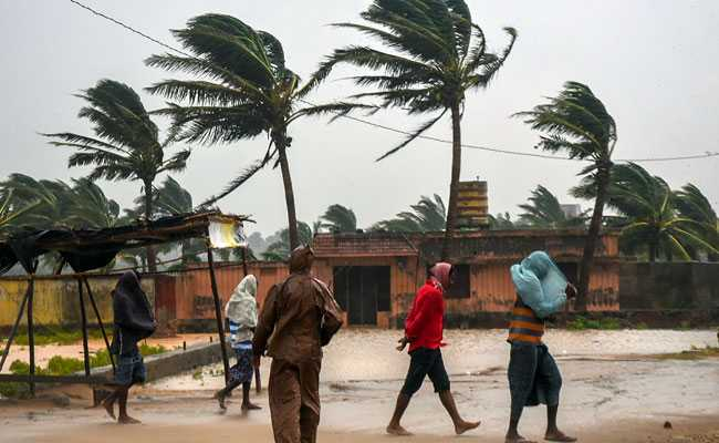 24 Dead In Cyclone-Hit Odisha, Relief Operations On