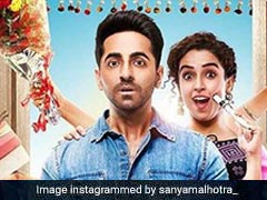 In Box Office Clash Between <I>Namaste England</I> And <I>Badhaai Ho</I>, The Latter Gets A 'Good Start'