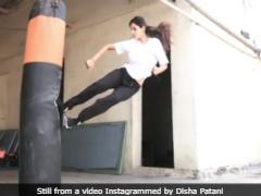 Disha Patani's Prep For <i>Bharat</i> Will Give You A Kick