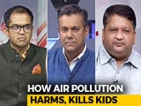 Video : India's Children At Risk, Says WHO Pollution Report