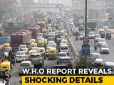 Video: Globally Pollution Kills 1 In 10 Kids Under 5: WHO Report