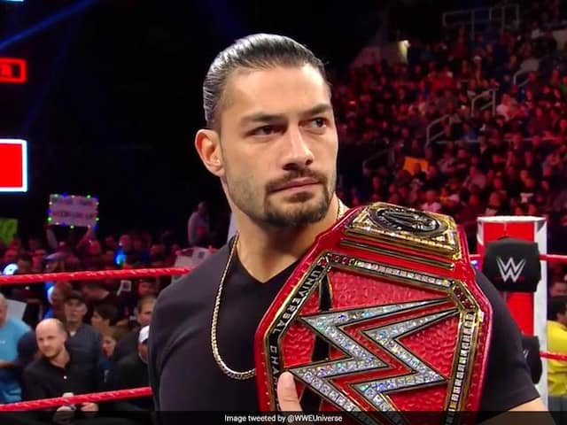 Roman Reigns Reveals He Has Leukemia, Relinquishes Universal Championship Title