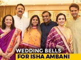 Video : Mukesh Ambani's Daughter Isha Ambani To Marry Anand Piramal On December 12