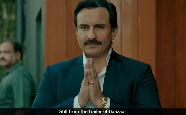 Baazaar Movie Review: पैसे और जज्बात की जंग है 'बाजार', सैफ अली खान की दमदार एक्टिंग