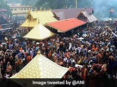 Rumours Of Couple Visiting Sabarimala Spark Protest