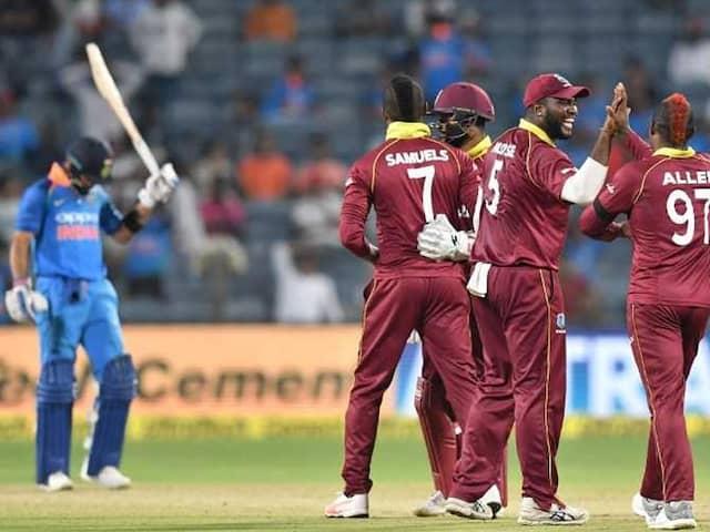 India vs West Indies, 3rd ODI: Virat Kohlis Heroics In Vain As Windies Register First Win Of Tour