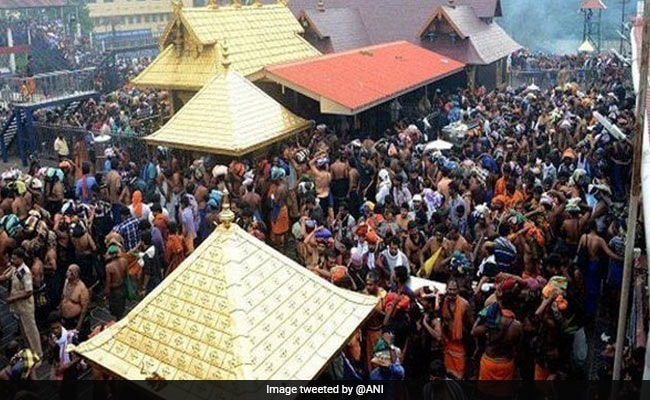 Total 3,345 Sabarimala Protestors Arrested Till Now