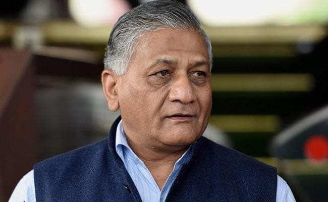 Pakistan Has Been Isolated Internationally : VK Singh