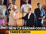 "Video : ""No Urgent Hearing, Working Out New System"": Chief Justice Ranjan Gogoi"
