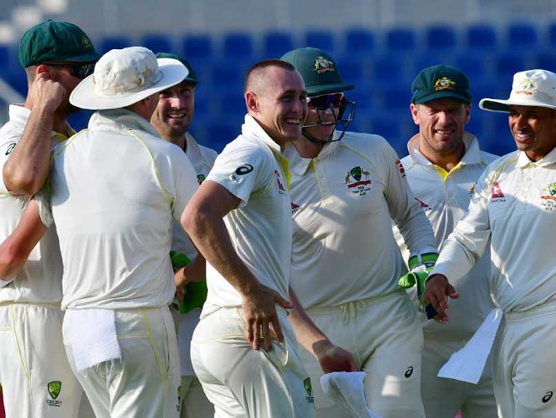 Mohammad Abbas takes ten as Pakistan crush Australia in Abu Dhabi