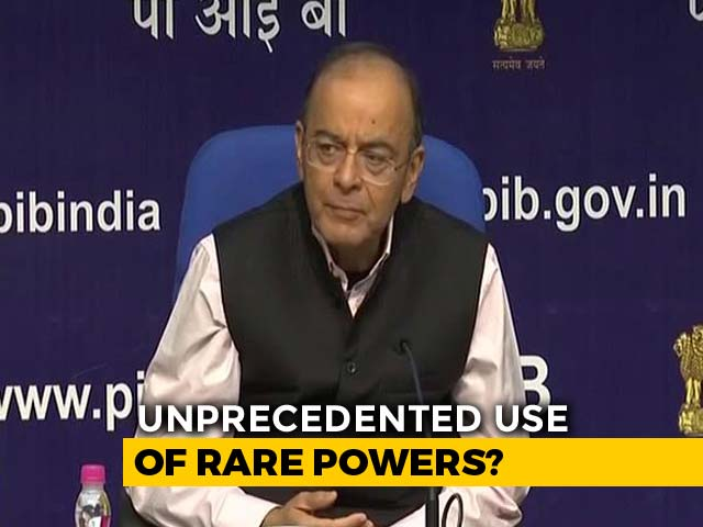 "Video : ""Consultations With RBI In Public Interest"": Government Amid Autonomy Row"