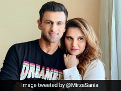 Sania Mirza, Shoaib Malik Set Couple Goals With Their New Picture
