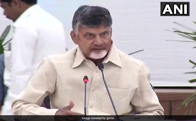BJP Will Pay Heavy Price For Targeting Andhra Pradesh: Chandrababu Naidu
