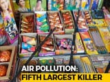 Video : Poison In The Air: All Kinds Of Firecrackers Cause Air Pollution