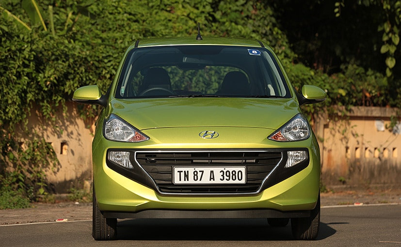 Hyundai has received over 38,500 bookings and 211,000 enquiries for the Santro.