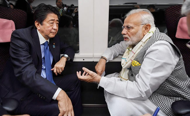 On PM's Day 1 In Japan, Robot Factory Visit And Dinner With Abe: 10 Facts
