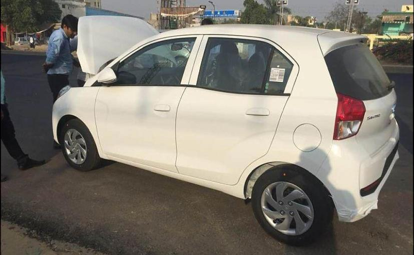 2018 Hyundai Santro is set to be launched in India on October 23