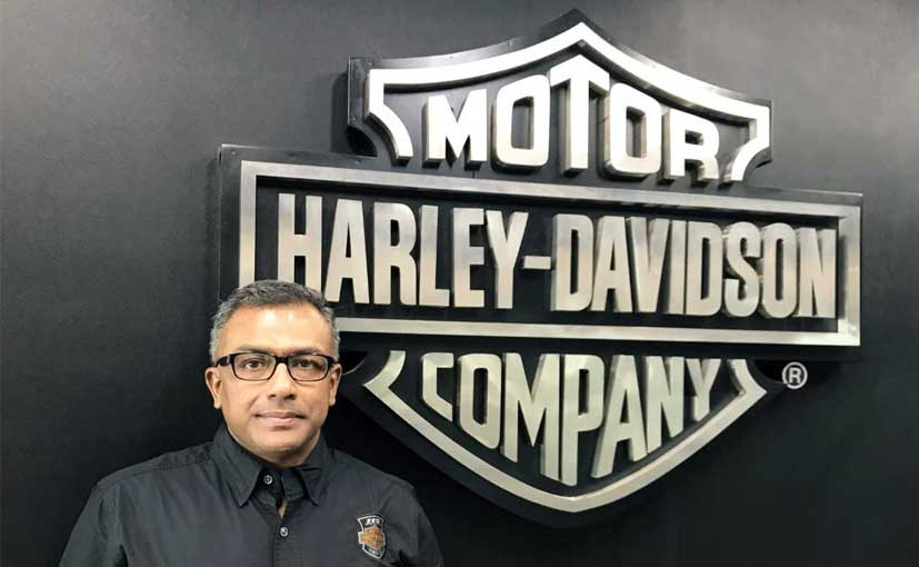 Sajeev Rajasekharan will be responsible for looking after the sales for Harley's new product line