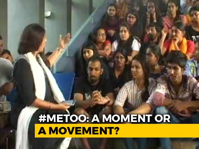 Video : #MeToo: A Moment or a Movement?