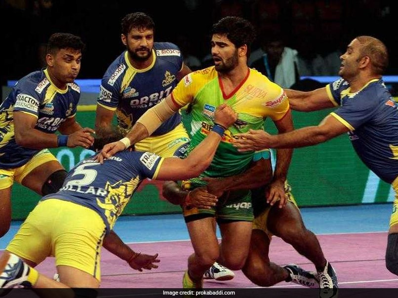 PKL: Tamil Thalaivas Stun Defending Champions Patna Pirates In Lopsided Contest