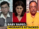 Video : Political Angle To Attacks On Migrants In Gujarat?